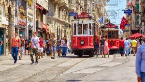هتل های نزدیک به میدان تکسیم استانبول