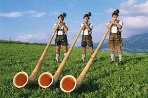 کارناوال سالیانه در سوئیس