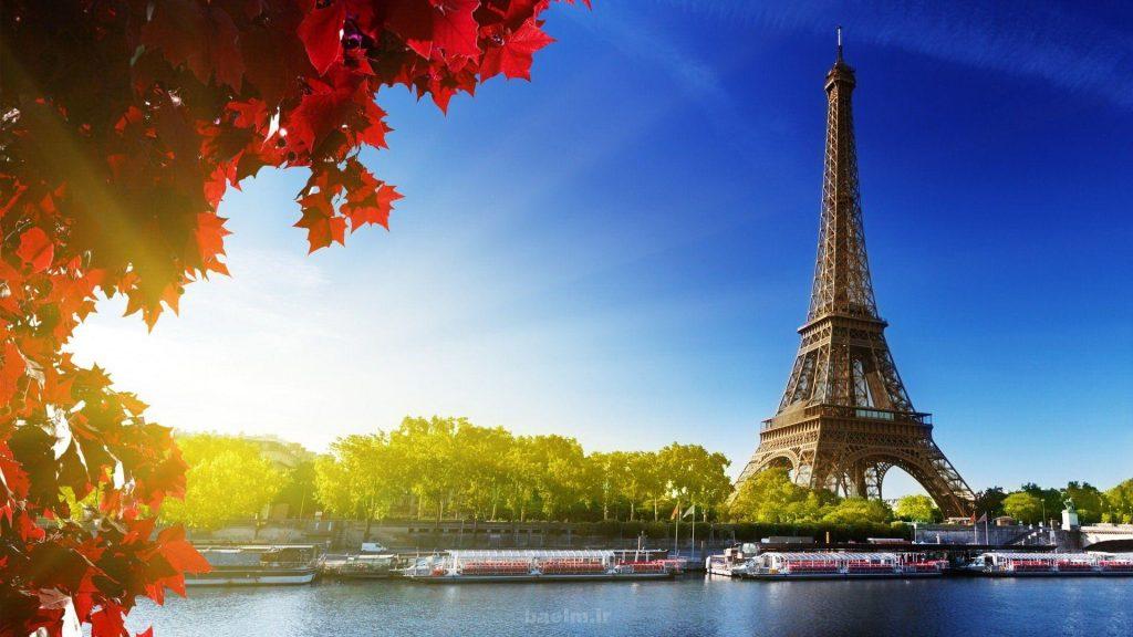 جاذیه های پاریس