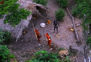 قبیله آدمخواران در هند