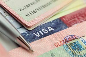 فرم درخواست ویزای سفارت
